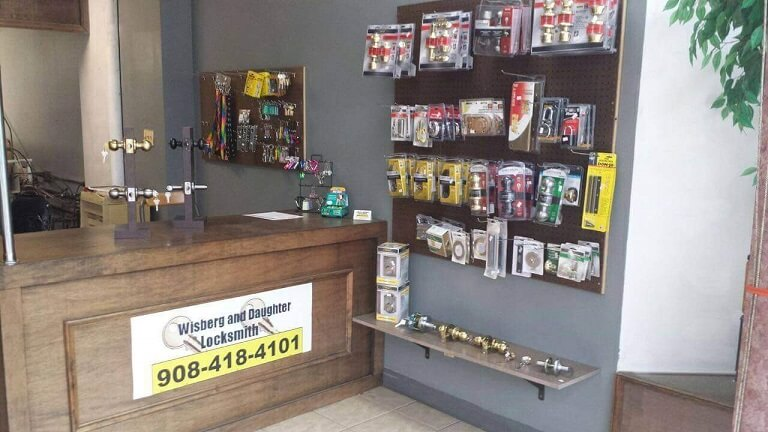 Locksmith Plainfield, NJ – Wisberg and Daughter Locksmith